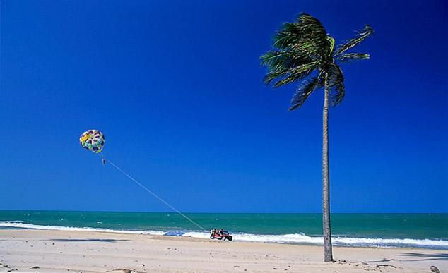 Praia do Cumbuco Caucaia Cear