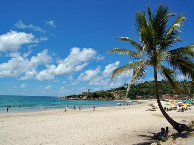 A praia de Gaibu não está na lista dez programas imperdíveis, mas é a porta de acesso para Calhetas (Foto: Divulgação / Prefeitura do Cabo de Santo Agostinho)