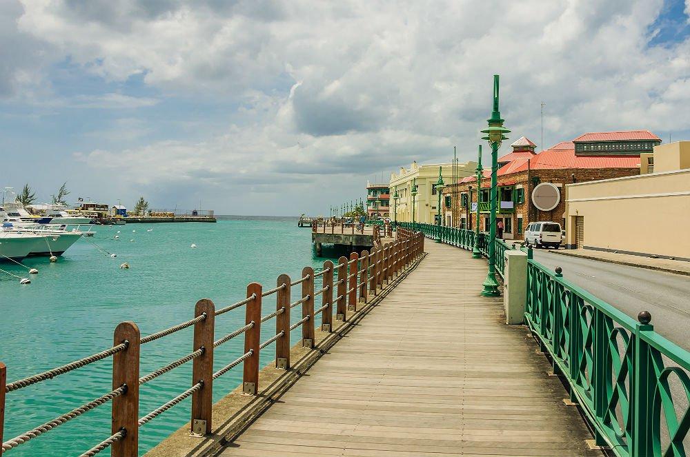 Boardwalk_along_a_Harbour_in_Barbados_-_144644891