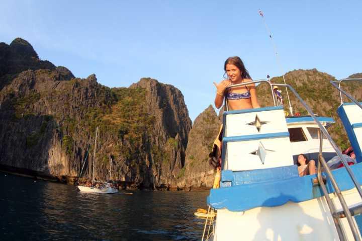 Tailndia com crianas