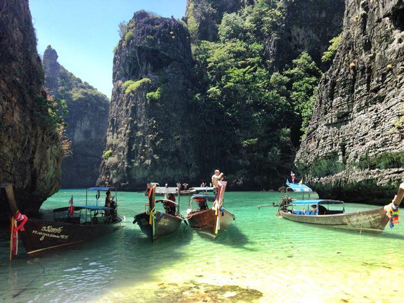 Dicas da Tailndia: was long bay