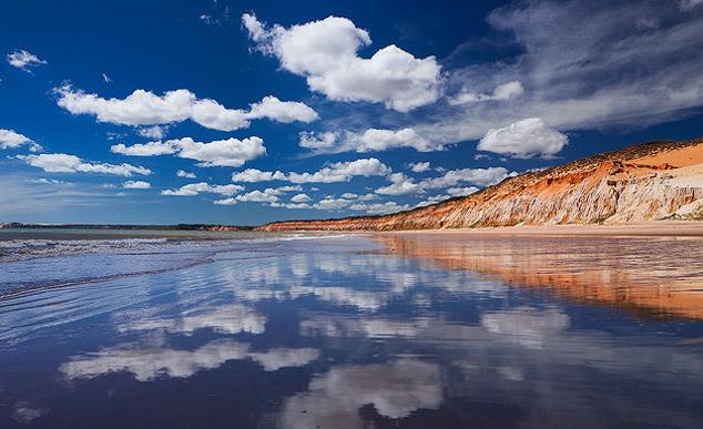 Praia Retirinho Aracati Cear