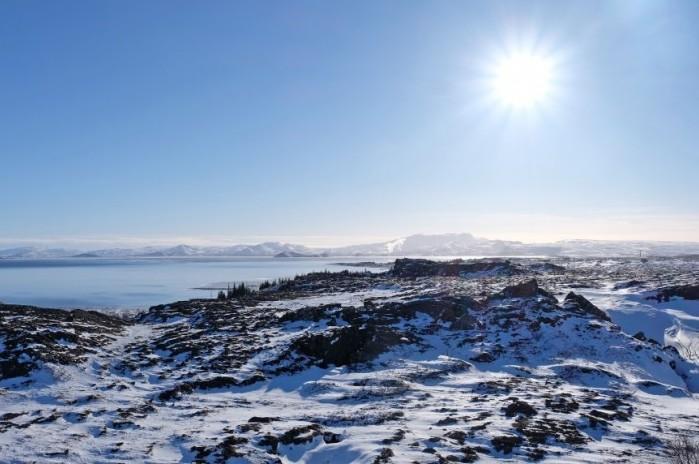 Viajantes tero a oportunidade de conhecerem de perto as paisagens que compem a famosa srie