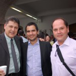 Valci Souza, da Avianca, Gilson Azevedo, da Copa e Nei