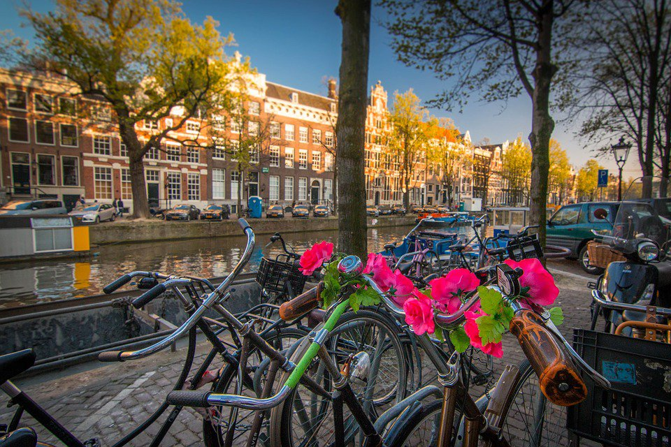 Amsterd, Holanda