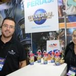Luciano e Livia Pires, da Flytour Eventos