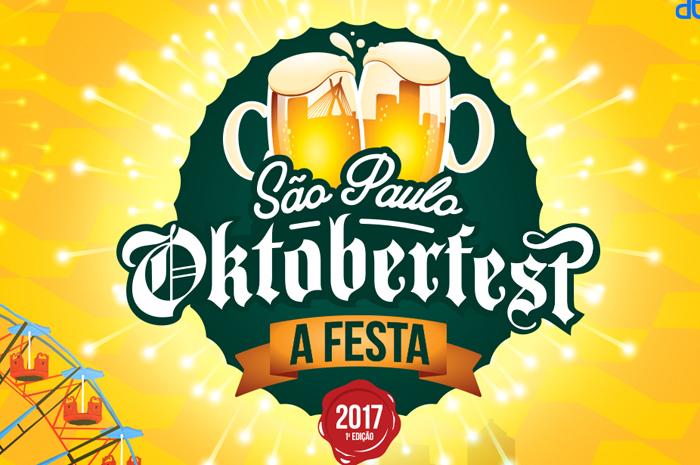 O Oktberfest de São Paulo deverá reunir 150 mil pessoas