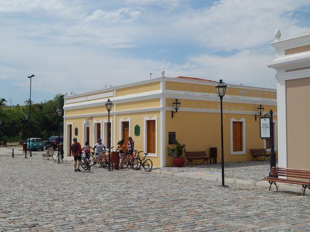 Lus Carlos, em Guararema, tornou-se ponto de encontro de ciclistas
