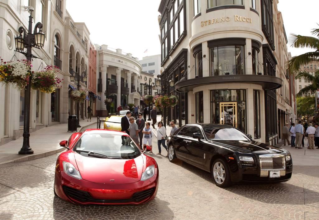 O distrito dos famosos investe no turismo de luxo