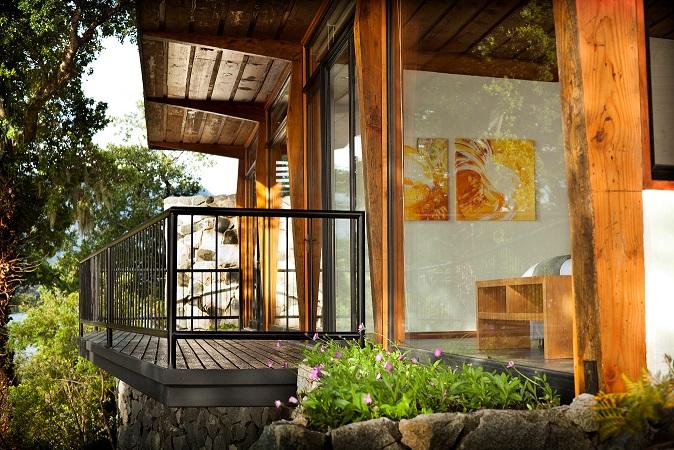 Hotel Antumalal acaba de abrir em sua propriedade uma casa com capacidade para seis pessoas e estrutura moderna e luxuosa