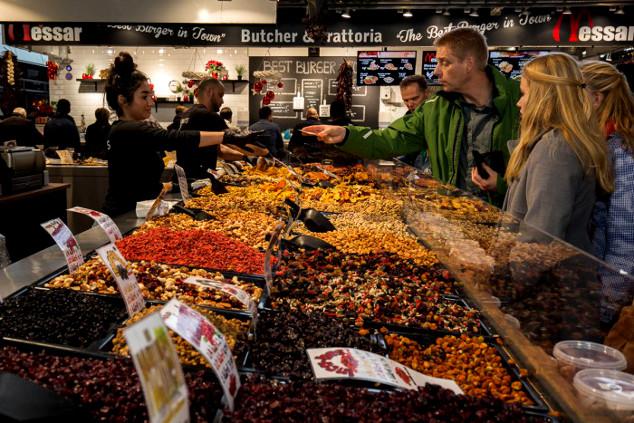 Markthal-mercado-Roterd-Holanda