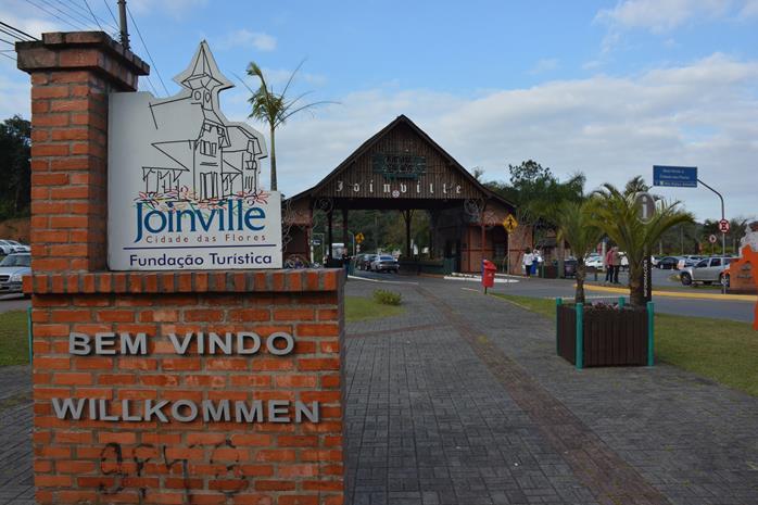 Joinville, a Capital Nacional da Dança (Foto: Samantha Chuva)
