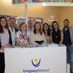 Expositore do Uruguai