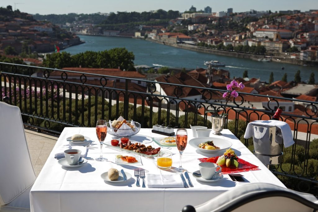 The Yeatman, Hotel, Porto, luxo, restaurantes