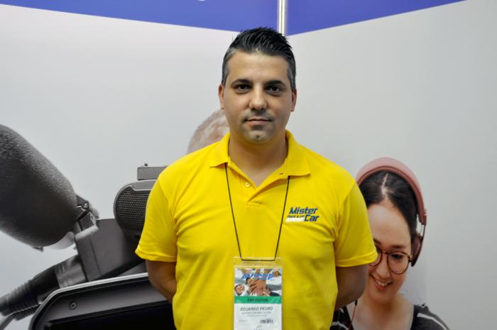 Eduardo Pedro, da Mister Car