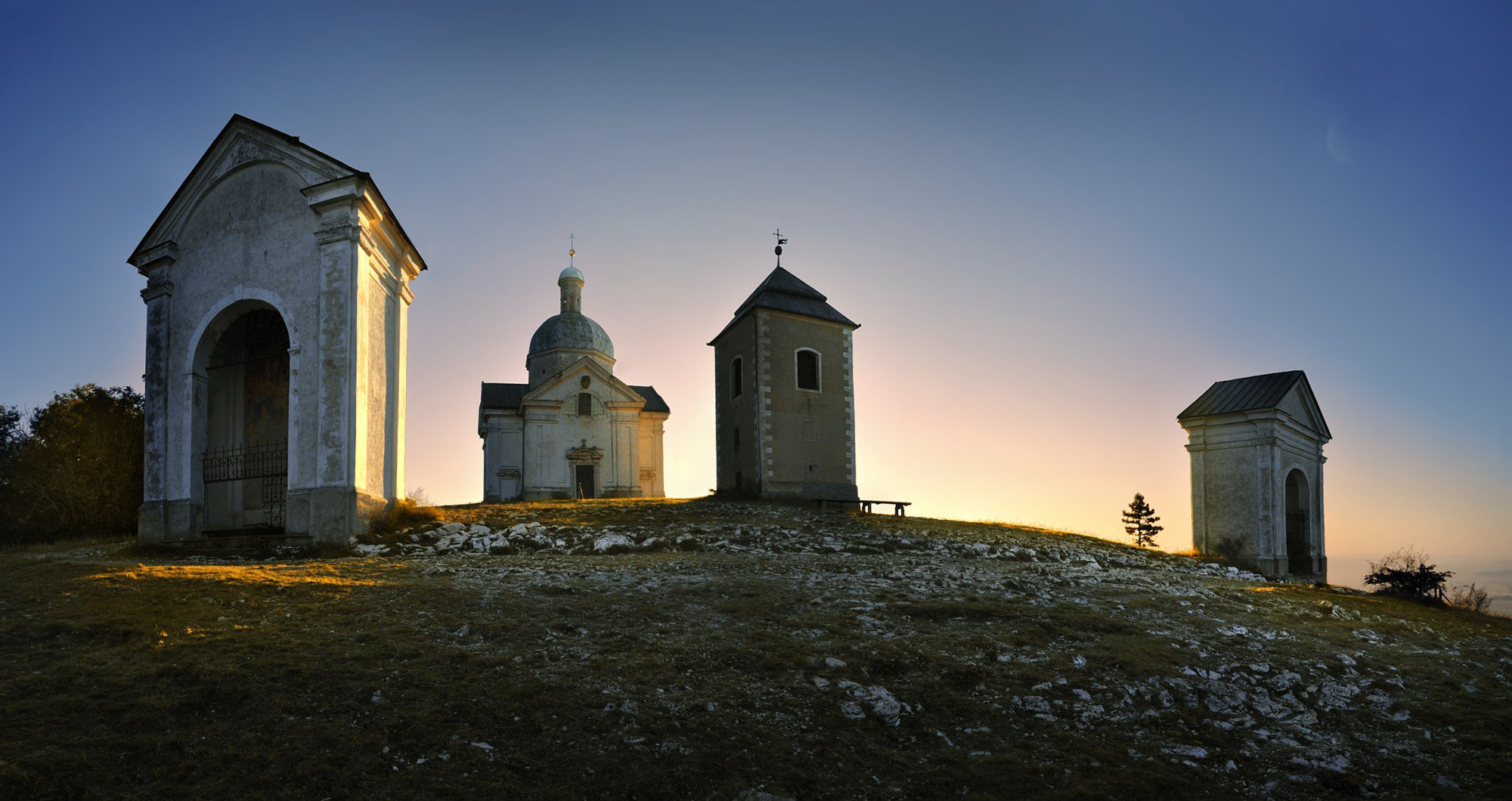 Svaty-kopecek-Mikulov-Ladislav-Renner