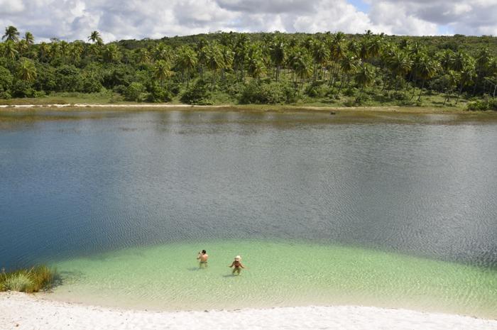 Baixio, Lagoa Verde - crdito foto Umberto Filho