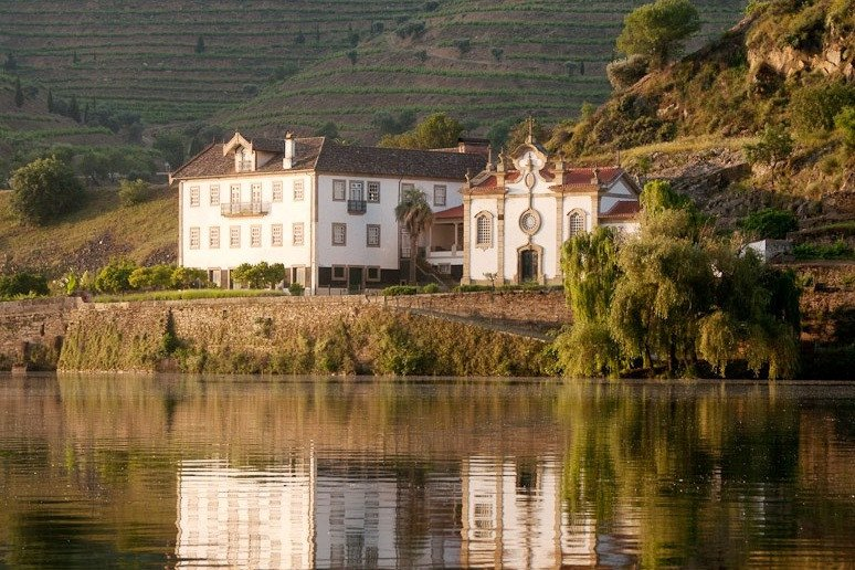 Quinta do Vesvio. Vinho do Porto. Vinho. Vale do Douro.