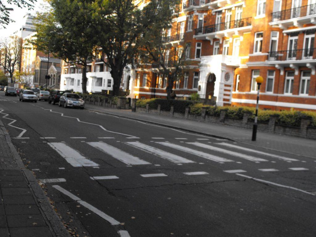 Faixa de Pedestres Abbey Road