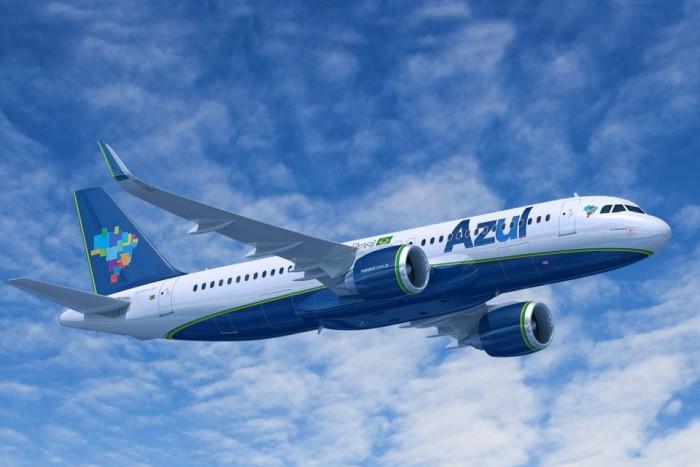 A320neo da Azul