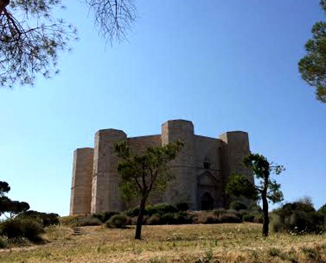 Castel del Monte, em Puglia