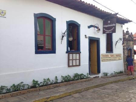 O Alquimista Restaurante (Foto: Gabriela Mendes)