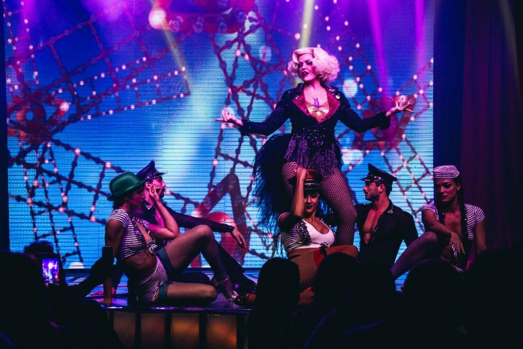 Cabaresque - Paris 6 Burlesque