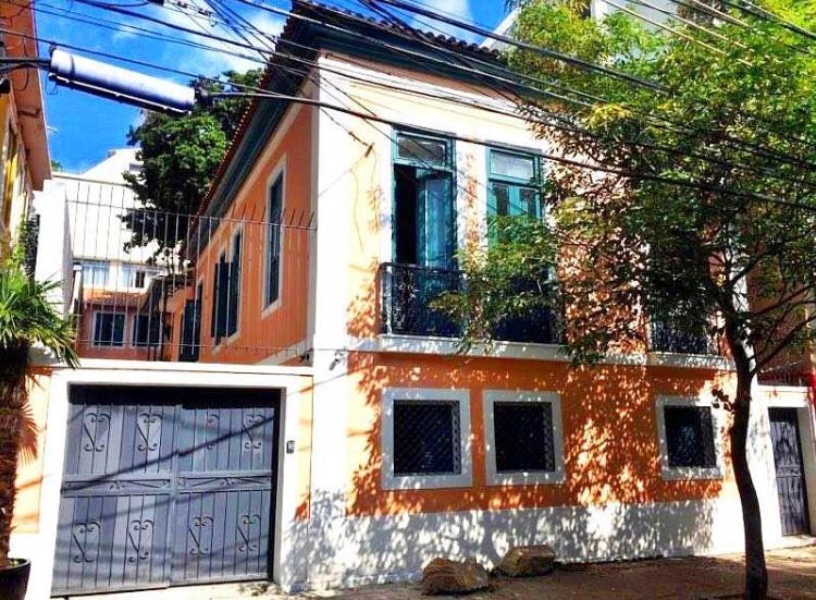 Um casarão para chamar de seu: conheça a Hospedaria Rio, em Botafogo.