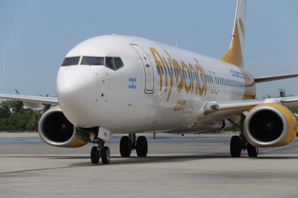 Flybondi lança voo low cost São Paulo - Buenos Aires