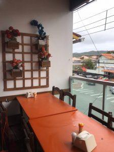 Restaurante Deck dos Anjos em Arraial do Cabo