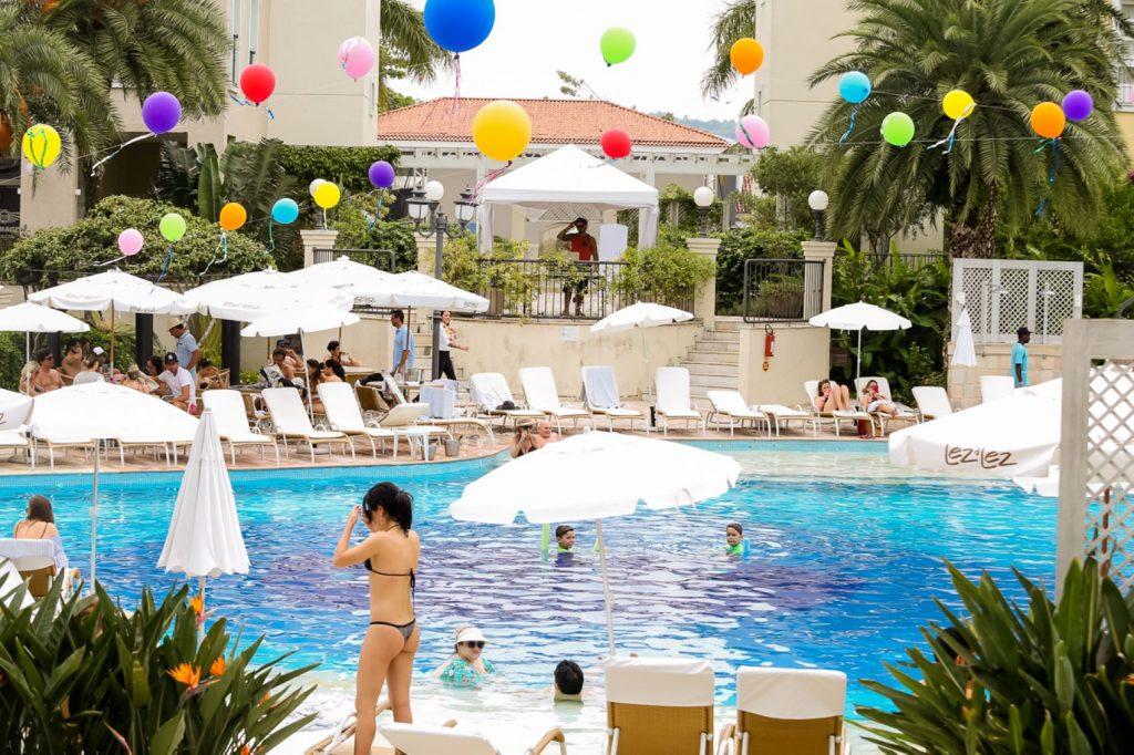 Hotéis de Jurerê Internacional terão programação de Carnaval para toda a família