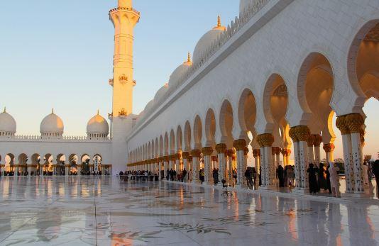 destinos sagrados Emirados Arabes