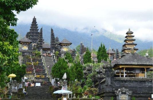 destinos sagrados Indonésia