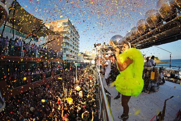 Circuito Airbnb no Carnaval de Salvador: