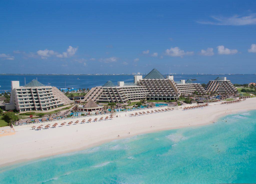 Meliá Paradisus Cancun que pode ser explorado nas viagens 3D proporcionadas pelas comunidades