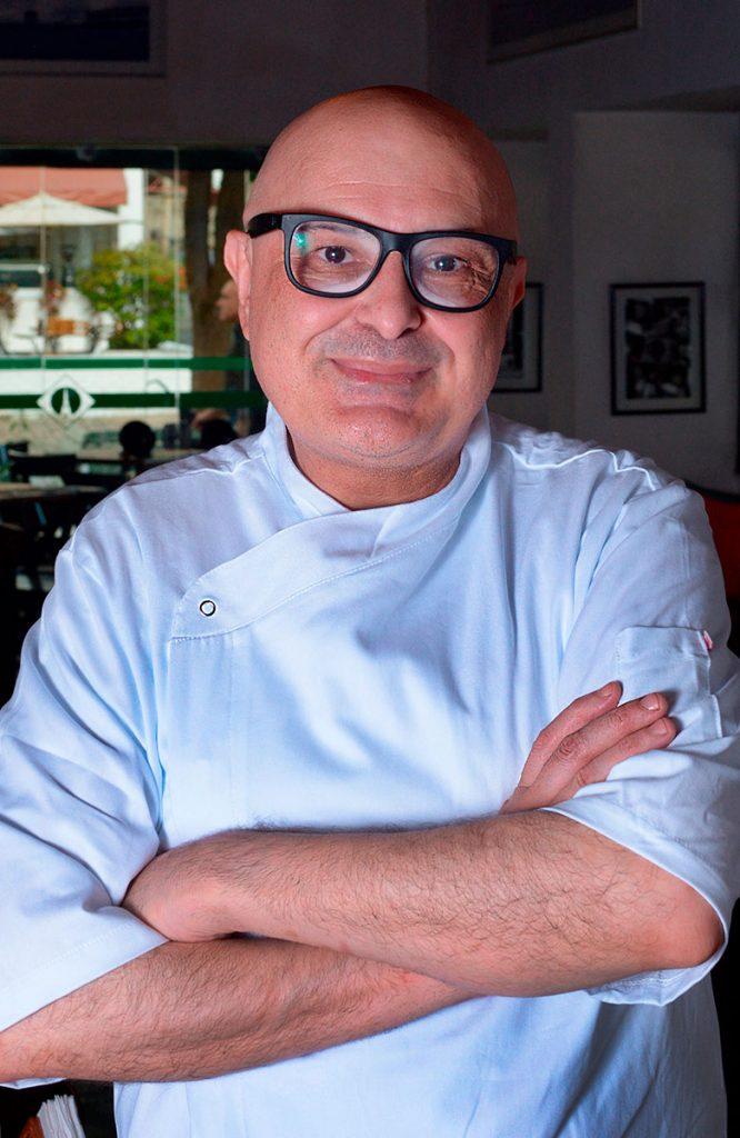grand chef Jose Luis Balon: Mercearia do Francês