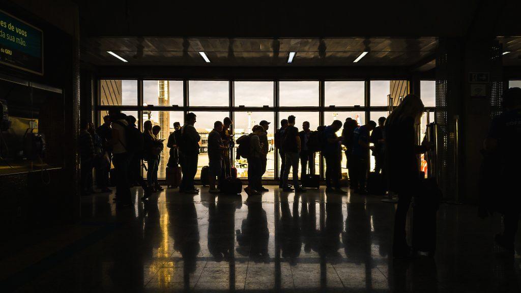 GRU Airport passa a ter câmera de infravermelho no embarque de passageiros domésticos