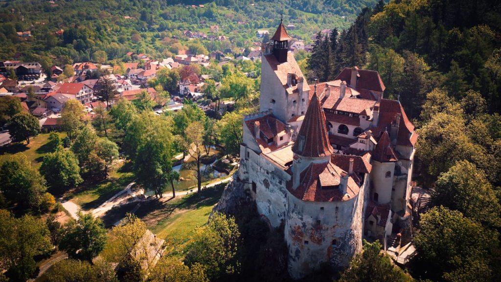 O Castelo de Drácula, Bran - Romênia