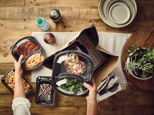 Restaurantes para pedir comida via delivery: Outback