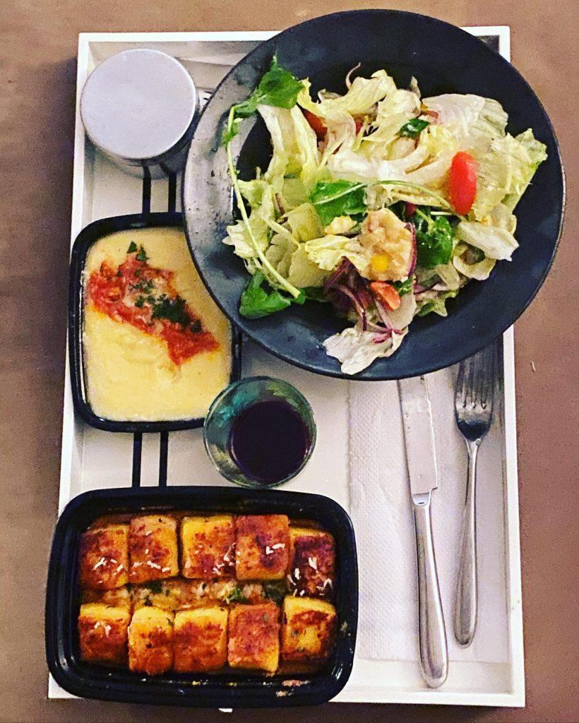 Restaurantes para pedir comida via delivery: Sal Gastronomia
