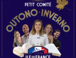 Ile de France convida consumidores para uma viagem pela cultura e gastronomia francesa em campanha de inverno