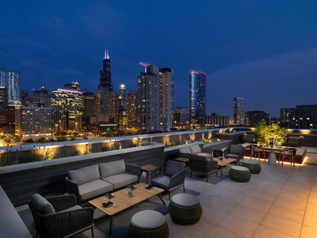 Chicago, onde a cultura floresce entre as torres