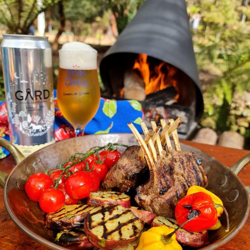 Temporada sabores e cervejas da Mantiqueira já começou e vai até dia 31 de outubro