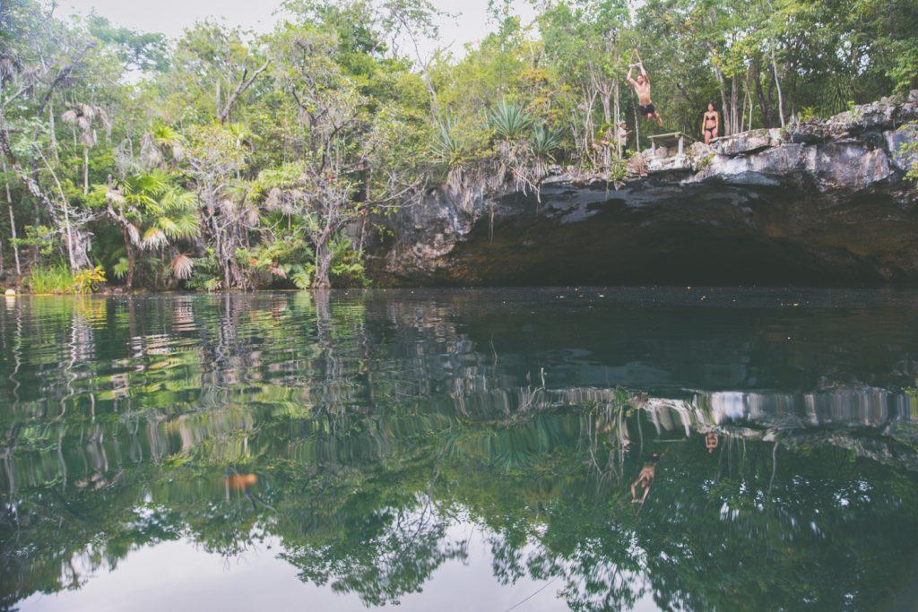 Três tesouros naturais para descobrir na Riviera Maya